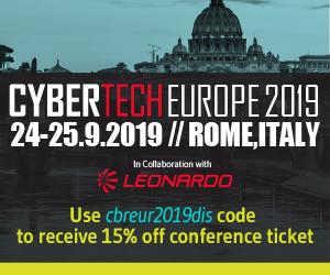 Fai clic qui per registrarti a CyberTech Europe con uno sconto del 15%